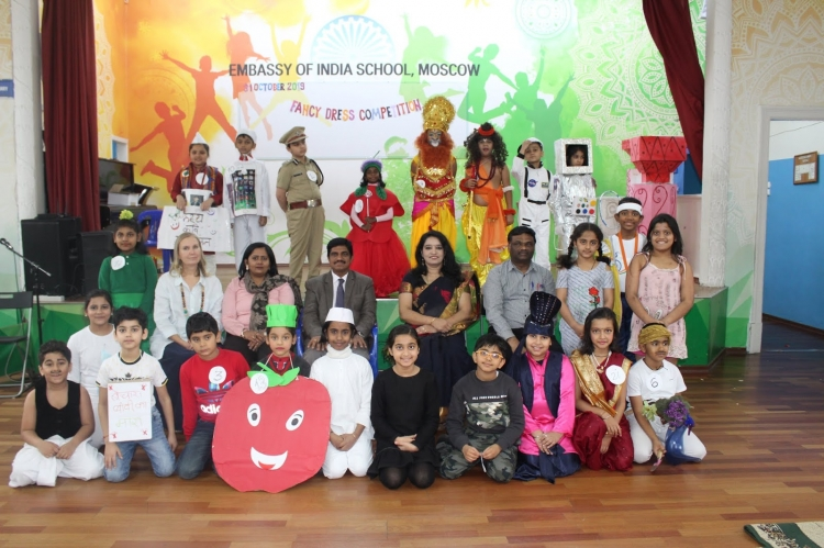 Fancy Dress Competition on 31st October 2019
